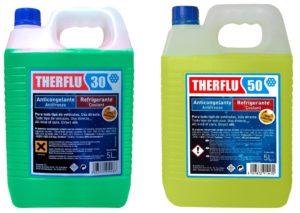 Anticongelantes y refrigerantes Therflu (SKSIKER)